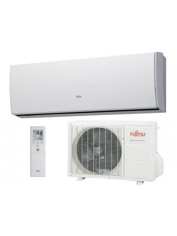 Fujitsu DeLux Slide Nordic ASYG14LТCB тепловой насос воздух воздух