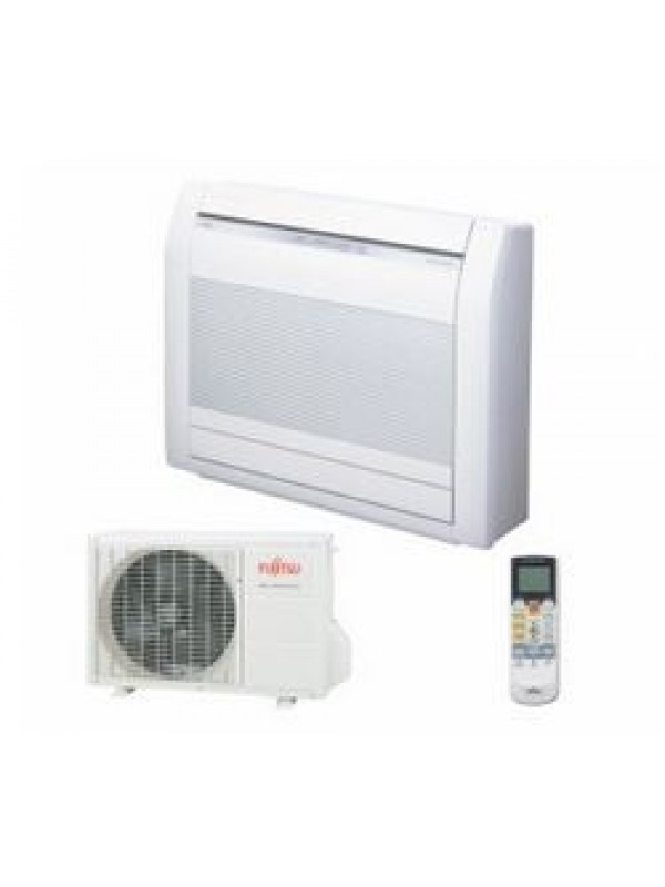 Fujitsu FLOOR NORDIC AGHG14LVCB тепловой насос воздух воздух