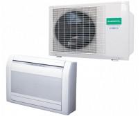 Тепловой насос воздух-воздух GENERAL  FLOOR NORDIC AG*G14