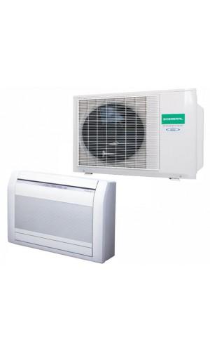 Тепловой насос воздух-воздух GENERAL  FLOOR NORDIC AS*G09