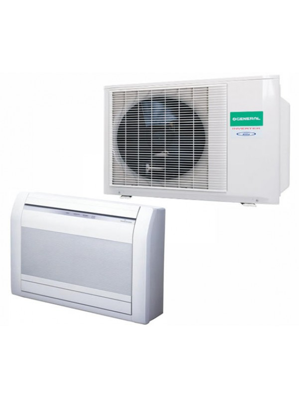 GENERAL FLOOR NORDIC AGHG14VТCB тепловой насос воздух воздух