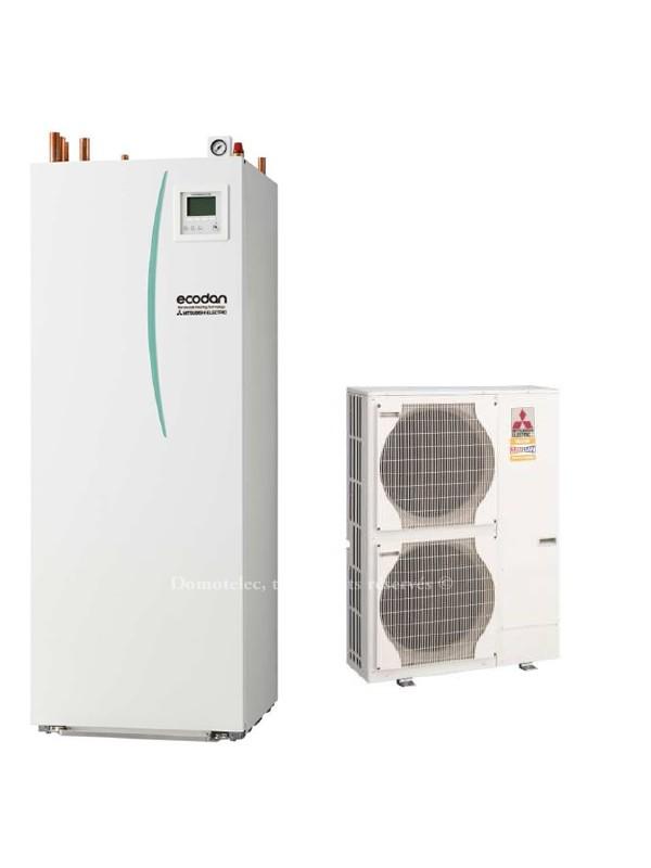 Mitsubishi Zubadan PUHZ-SHW140YHA (14 кВт) тепловой насос воздух-вода