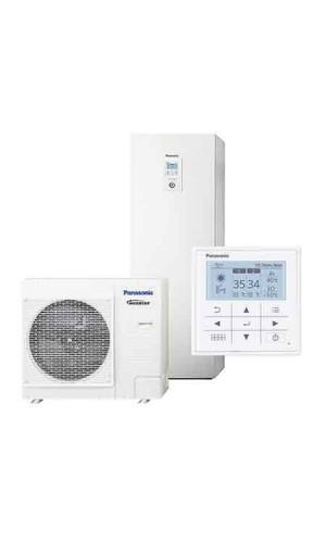 Panasonic AQUAREA T-CAP 12 кВт 1-фазный