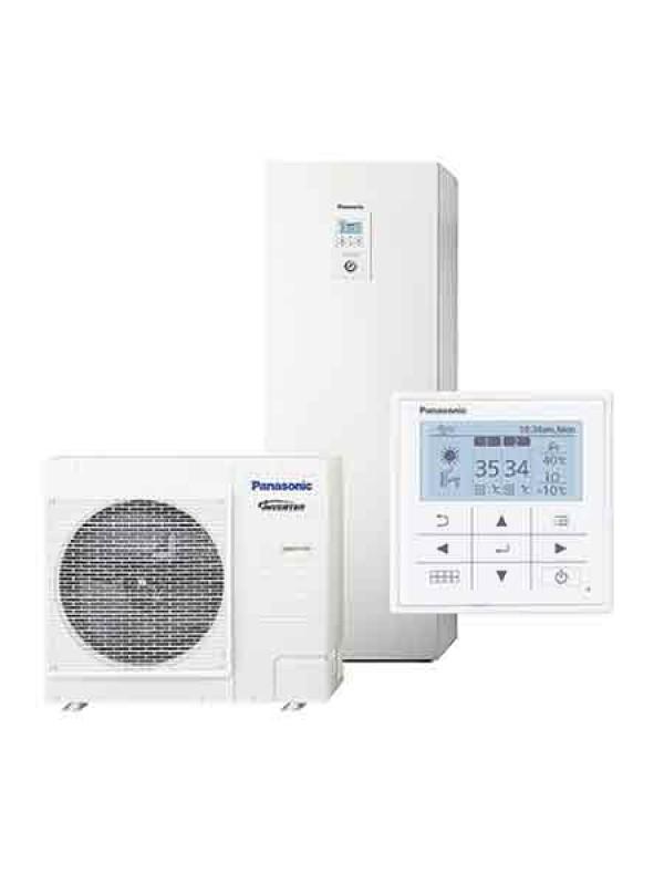 Panasonic AQUAREA T-CAP 12 кВт тепловой насос воздух-вода