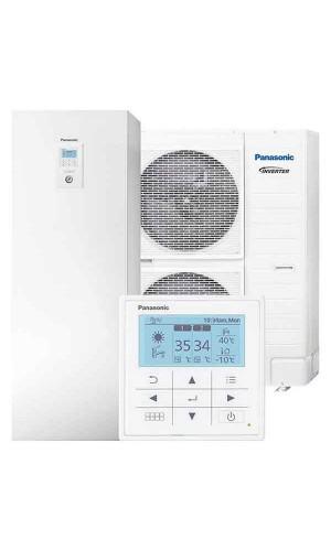 Panasonic AQUAREA T-CAP 9 кВт 1 фазный