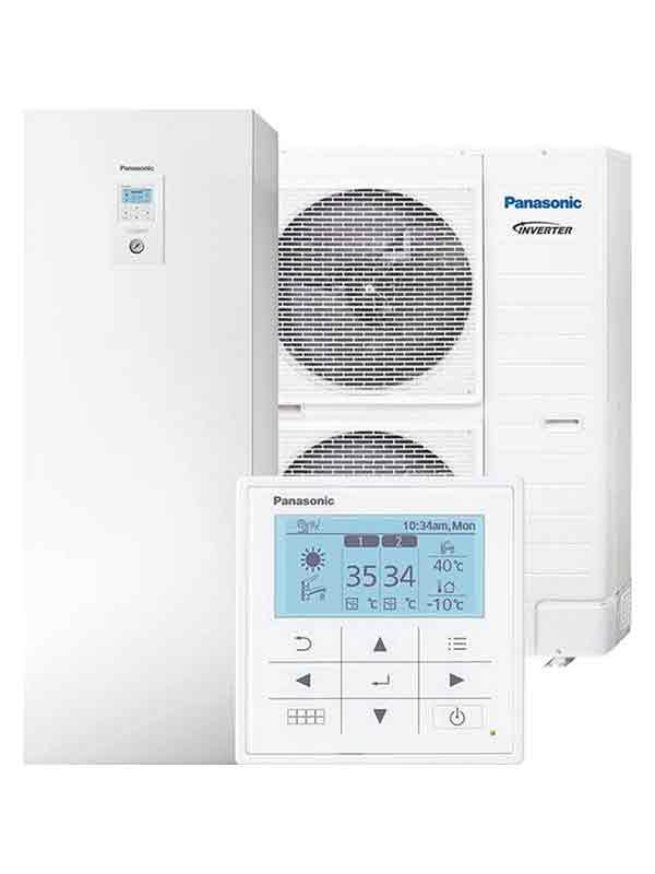 Panasonic AQUAREA T-CAP 9 кВт тепловой насос воздух-вода